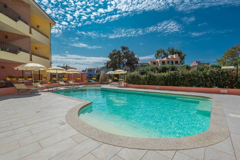 Holiday Apartments Residence I Mirti Bianchi