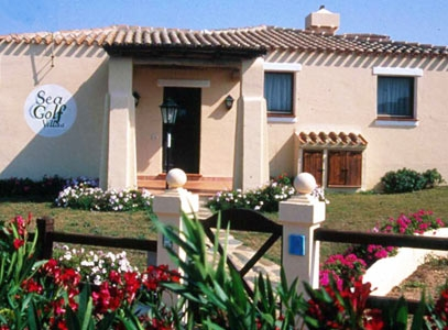 Stintino Sardinia - Villas with shared Pool special Deals