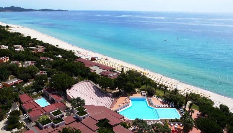 Free Beach Club - Costa Rei - Offerta Speciale Soggiorni in Sardegna