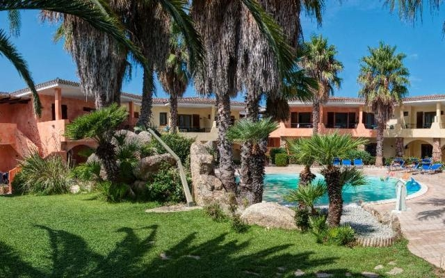Residence Palau Green Village Holiday Apartments in Sardinia