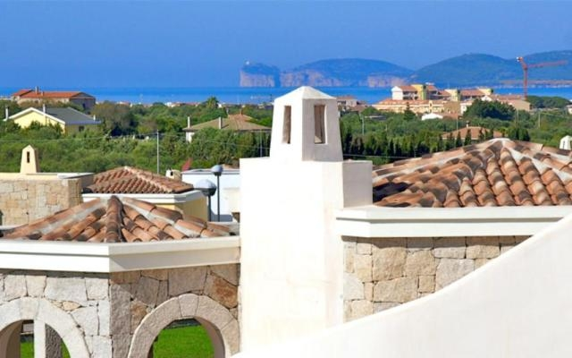Villas Vista Blu Resort Alghero Sardinia
