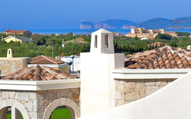 Villas Vista Blu Resort Alghero Sardinia Holiday Villas
