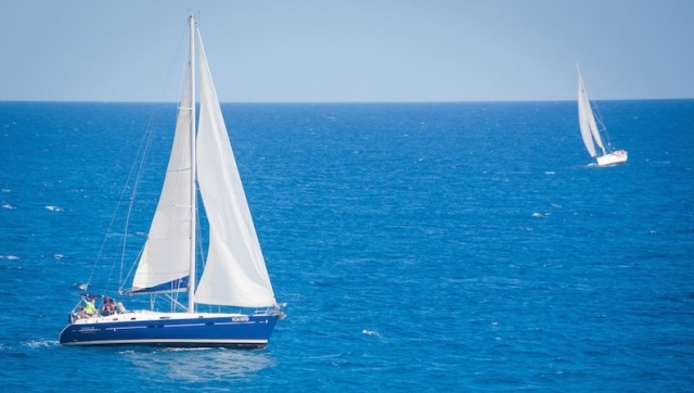 Sailboat Cruise in the Gulf of Cagliari