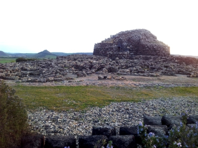 Nuraghe and Giants Tombs