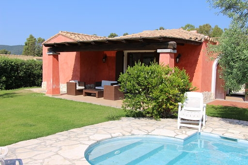 Villas with Pool San Pietro Costa Rei Holiday Villas