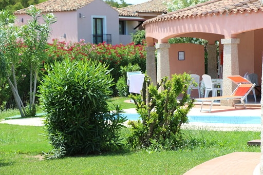 Villas with Pool in Costa Rei - Easter and Spring Special Deals