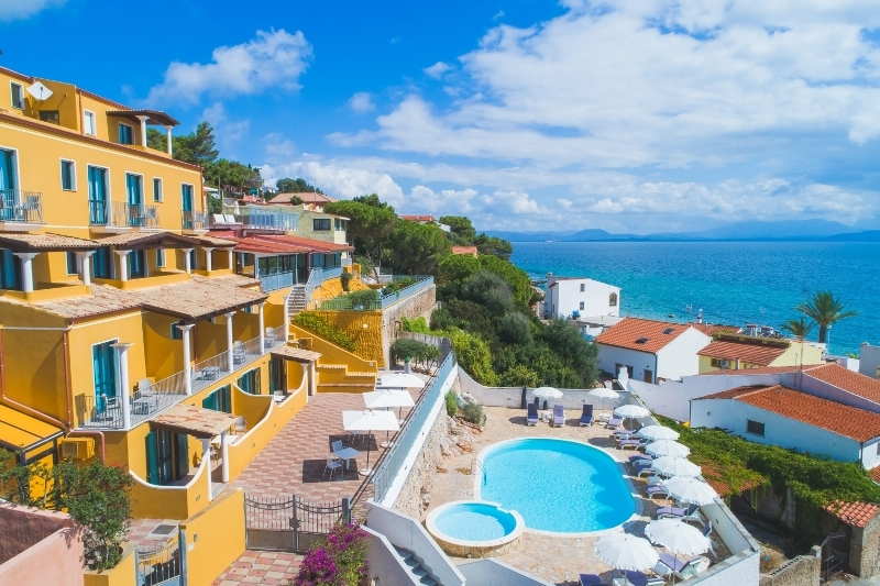 September and October in Sardinia - Self Drive Package Sant'Antioco